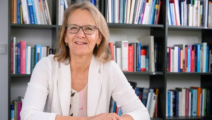 «Die Frage ist, welche medizinischen Leistungen die Gesellschaft finanzieren will»: Ruth Baumann-Hözle. Bild: Alex Spichale