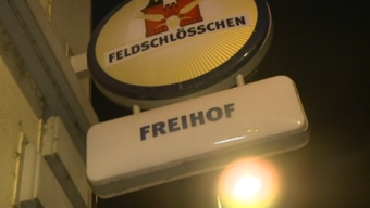 Der Tatort: Im Restaurant Freihof feuerte ein 57-Jähriger am 2. Januar 2013 in die Decke und bedrohte seine Ehefrau. Toni Widmer/Archiv