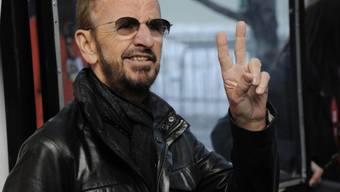 Ist nun doch lieber Millionär als Penner: Ringo Starr (Archiv)