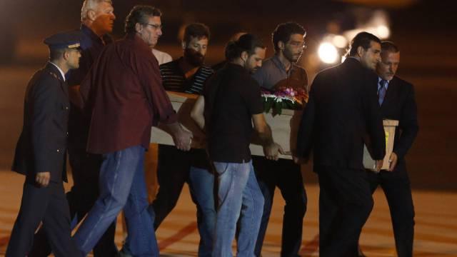 AP-Journalist Camilli wurde durch einen Blindgänger in Gaza getötet