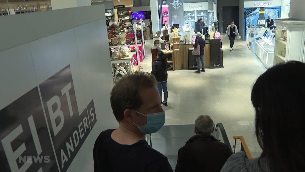 Reaktion auf Gratis-Coronatests: Im Kanton Bern stösst die Testoffensive auf Zuspruch
