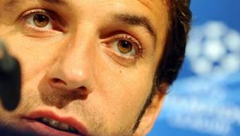 Juve-Captain Alessandro Del Piero