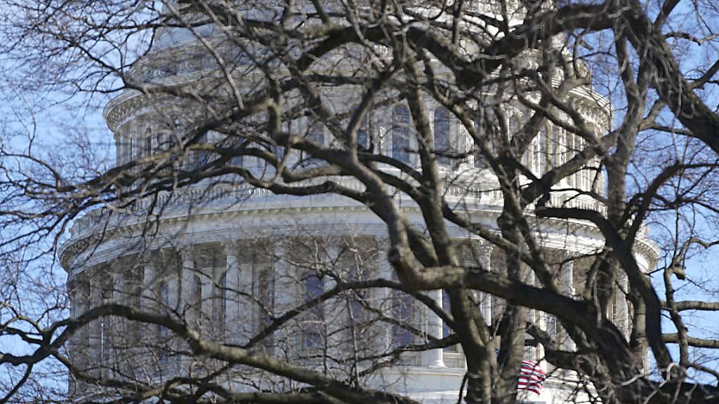 Sicherheit für Biden-Vereidigung erhöht – Druck auf Trump im Kongress