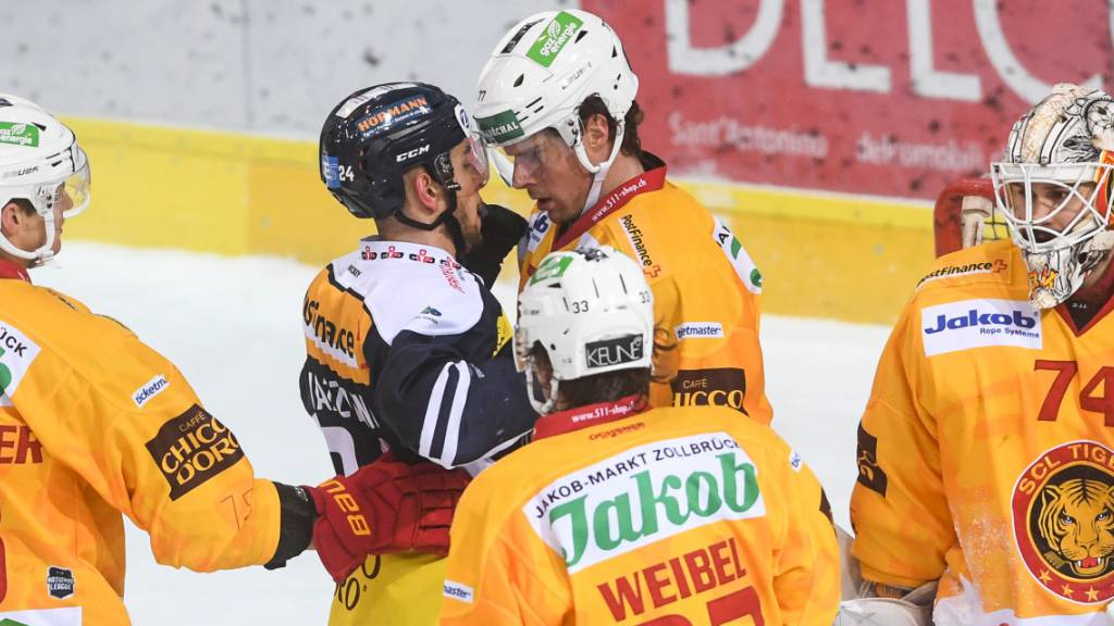 Langnau verliert in Ambri 1:3 und die Playoffs aus den Augen