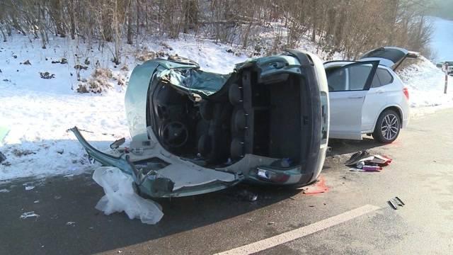 Tödlicher Unfall in Büsserach