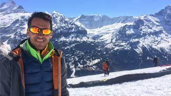 Seit 19 Jahren organisiert Raphael Lohri das Skilager der Schule Sins. ZVG