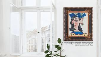 Der Beschuldigte hatte gefälschte Kunstwerke verkauft. (Symbolbild)