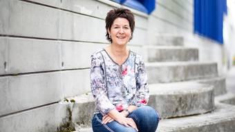 Sandra Kolly möchte Regierungsrätin werden.