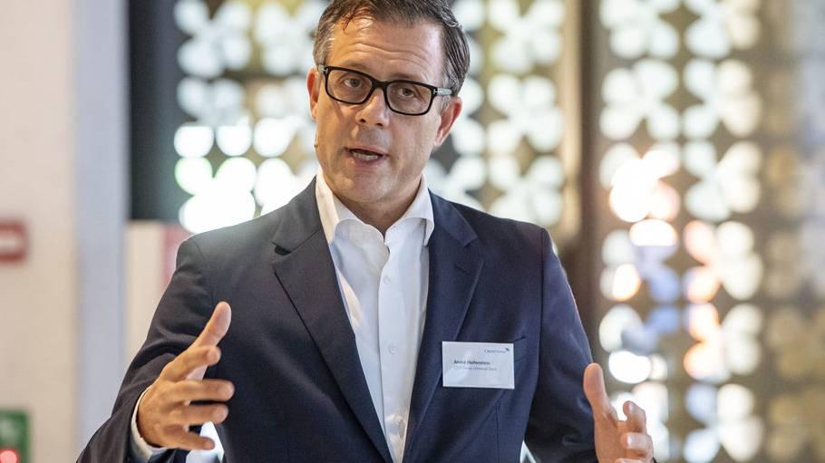 Nach dem Rückzug aus der Fläche: Die Credit Suisse will zur Smartphone-Bank werden