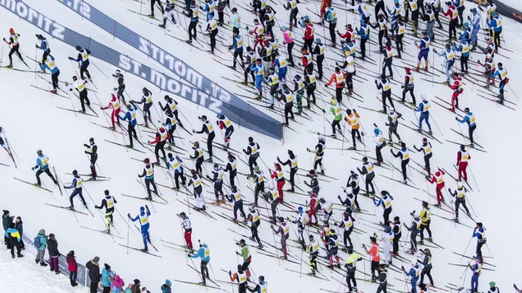 Engadin Skimarathon setzt Arbeitsgruppe zu Coronavirus ein