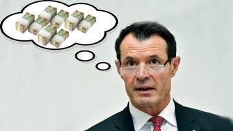 «Wir wollen mittels Regress so viel wie möglich von diesem Geld zurückerhalten», sagte Raiffeisen-Präsident Guy Lachappelle am Dienstag an einer Telefonkonferenz.