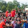 Halligalli am Turnfest am Freitag (21. Juni)