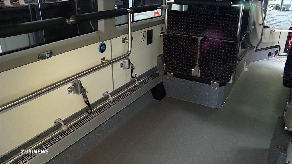 Blitzgeburt in Aarauer Bus: Frau bringt innert Minuten Jungen zur Welt