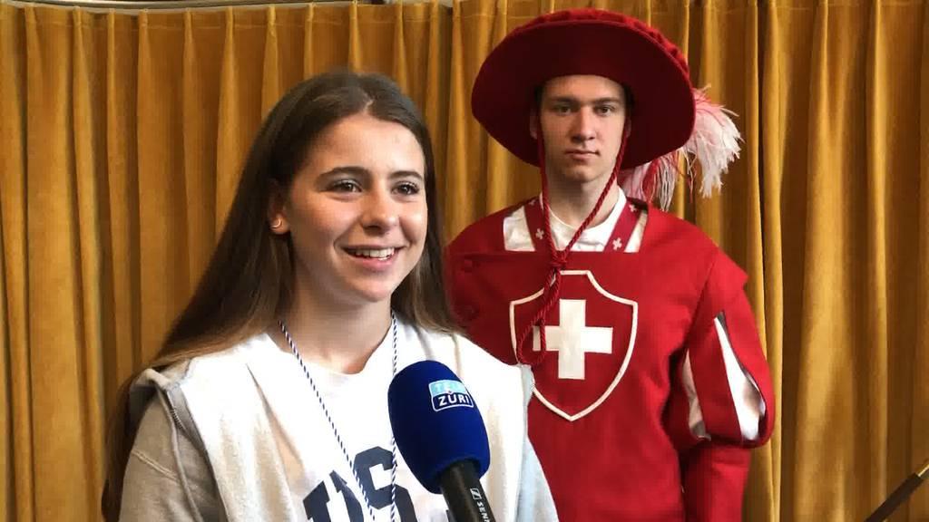 Neva Menzi ist Schützenkönigin 2019