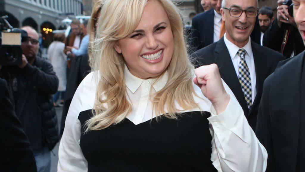 Sieg vor Gericht in Melbourne gegen diffamierende Medienberichte: die australische Schauspielerin Rebel Wilson.