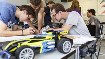 Technikwoche Kantonsschule Solothurn