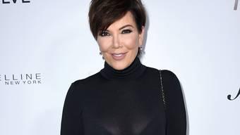 Glück im Unglück: Kris Jenner wurde in einen Autounfall verwickelt. Die Mutter von Kim Kardashian kam mit eichten Blessuren und einem Schrecken davon. (Archivbild)