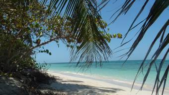 Puerto Rico ist kein Bundesstaat, sondern ein Aussengebiet der USA – und hoch verschuldet. Im Bild: der Flamenco-Beach auf der Insel Culebra in Puerto Rico.