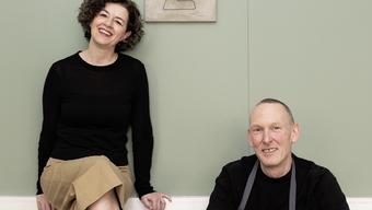 Andreas Schürmann und Petra von Gunten führen das «Zum Wilden Mann» gemeinsam.