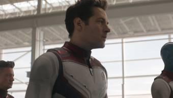 """Das Superheldenepos """"Avengers: Endgame"""" hat am Wochenende vom 2. bis 5. Mai 2019 weiterhin weitaus  am meisten Besucher in die Kinos in Nordamerika gelockt. (Archiv)"""