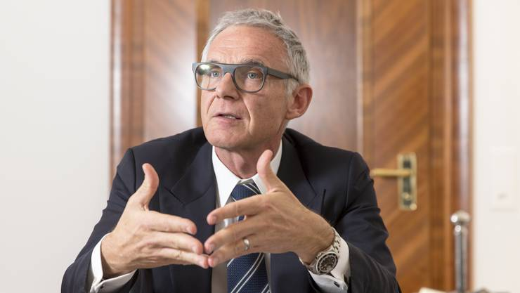 «Die CS ist sehr, sehr schweizerisch», sagt Credit-Suisse-Präsident Urs Rohner.