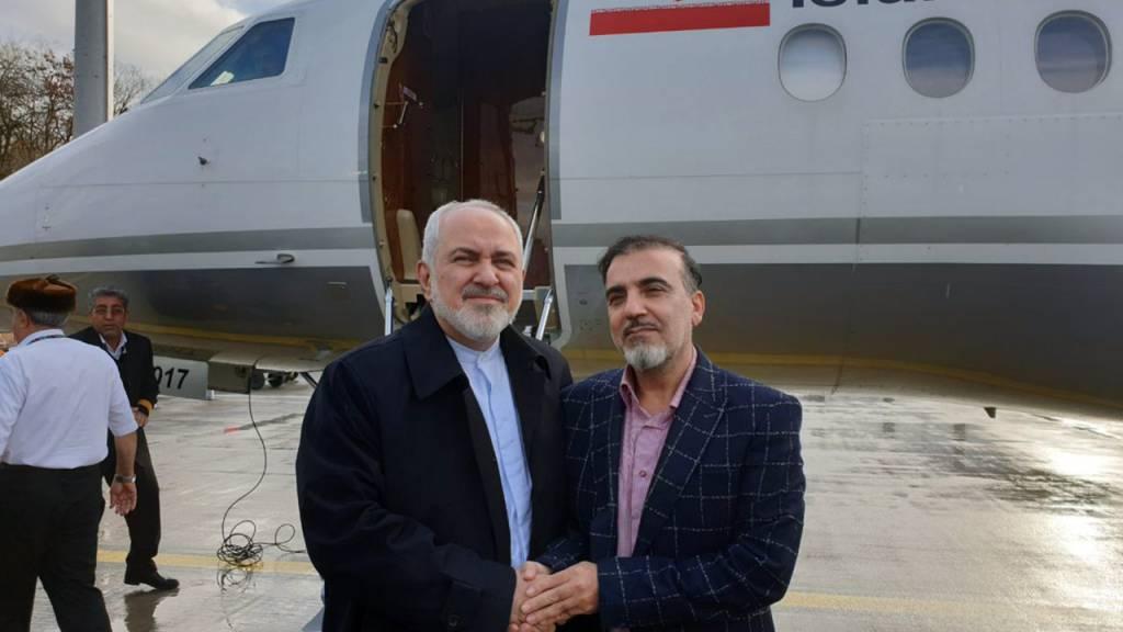 USA und Iran tauschen zwei Gefangene in der Schweiz aus