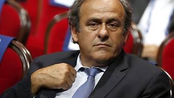 Platini fordert die Publizierung der Untersuchungsberichts