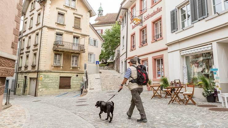 Über die Frage, wie in Laufenburg der öffentliche Raum genutzt werden soll, gehen die Meinungen auseinander.