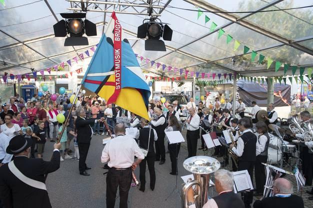 Stadtfest Brugg 2019 - der Freitagabend