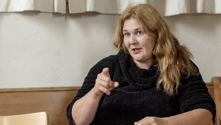 Christine Dietrich: «Mir geht es nicht um den Glauben der Menschen. Mir geht es um den Missbrauch der Religion.»