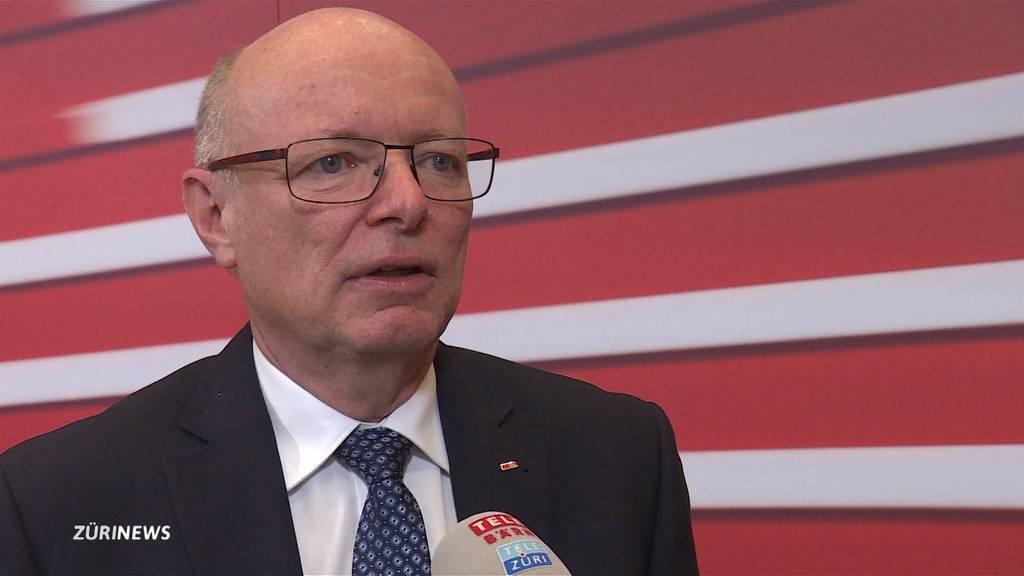 Vincent Ducrot wird neuer SBB-Chef