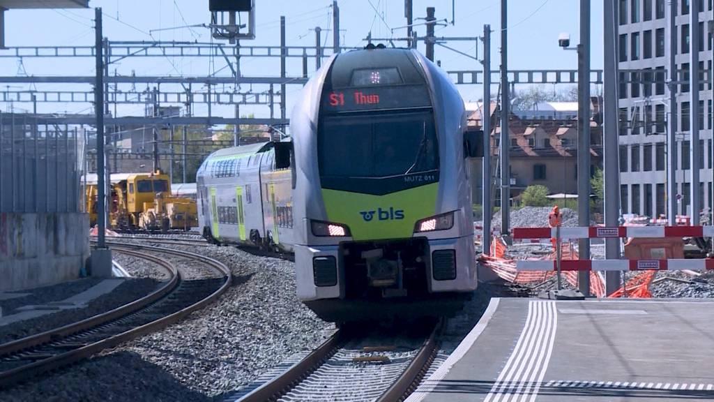 Streit um Fernverkehrslinien: SBB und BLS einigen sich