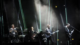 Muse liefern immer eine bombastische Show