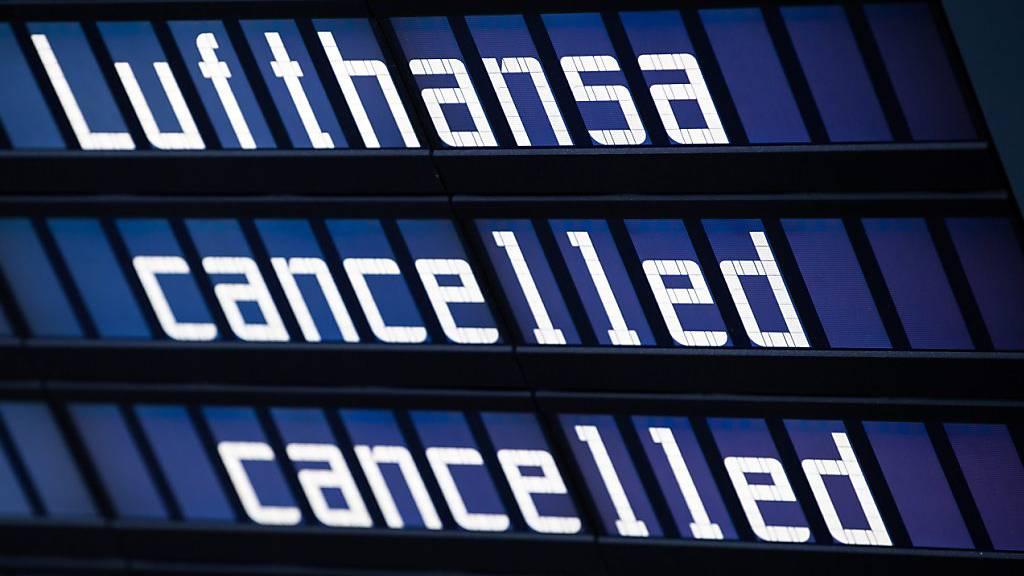 Nervenkrieg um Flugbegleiter-Streik bei Lufthansa