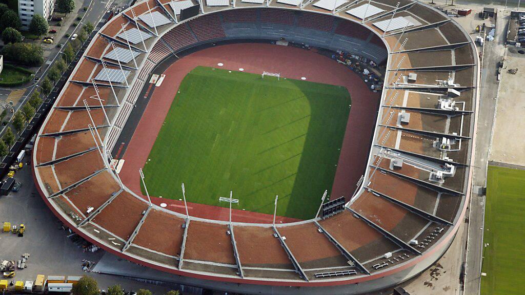Der seit über einem Jahrzehnt andauernde Rechtsstreit um den Bau des Stadions Letzigrund ist beigelegt. (Archivbild)