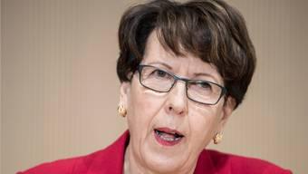 Lebensversicherung auch für Susanne Ruoff.