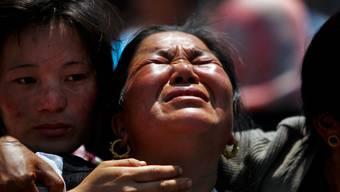 Mount-Everest-Unglück: Trauer an der Beerdigungszeremonie