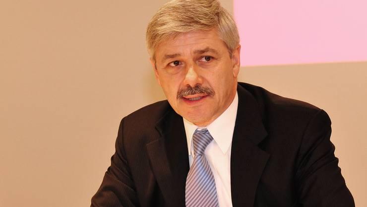 Die Basler Regierung hat gegen Carlo Conti keine Strafanzeige eingereicht.