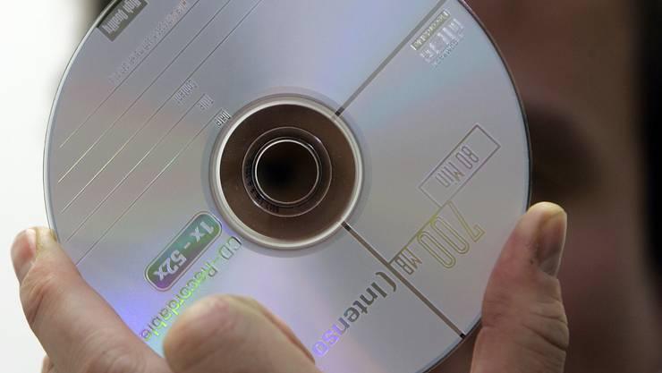Deutschland verwendet weiterhin CDs mit Schweizer Bankdaten (Archiv)