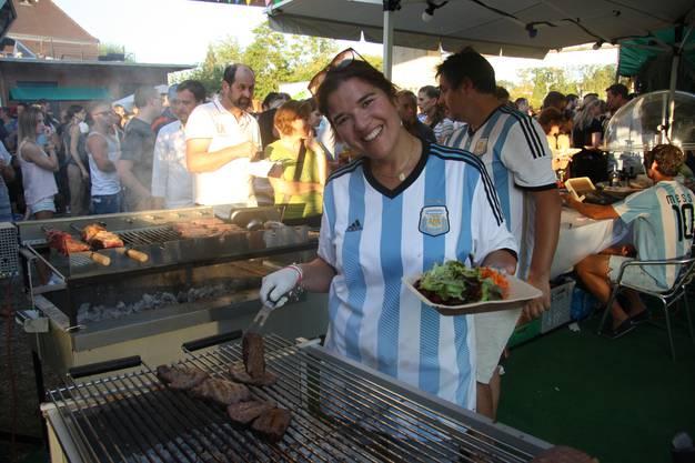 Argentinischer Charme am Grill