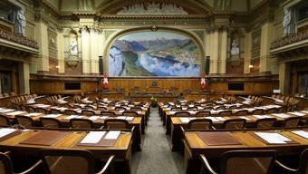National- und Ständerat haben die Session wegen des Corona-Virus abgebrochen. Die Demokratie im Land steht still.