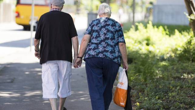 Die Altersvorsorge muss reformiert werden - so weit sind sich die Parteien einig. (Symbolbild)