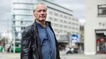 Früher Basels Drogendelegierter, heute Stadtentwickler: Thomas Kessler am Aeschenplatz.
