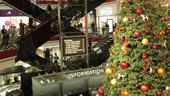 Ihr Kinderlein kommet: Am dritten Advent herrscht Hochbetrieb im Glattzentrum.