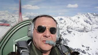«Ich habe grössten Respekt vor meiner Aufgabe in Kosovo», sagt der Brugger Swisscoy-Kommandant Thomas Wymann. ho