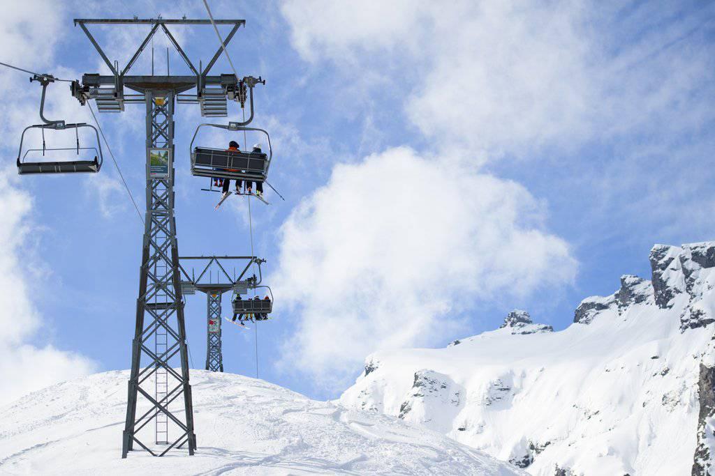 Seit 65 Jahren gibt es die Bergbahnen am Pizol. (Bild: Keystone/Gian Ehrenzeller)