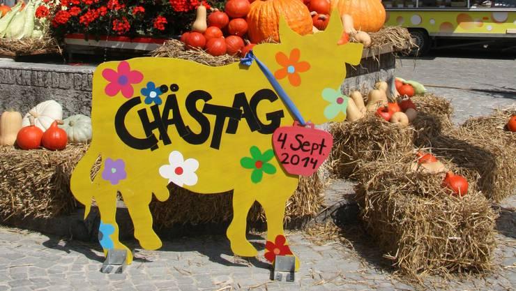 Am Donnerstag war Chästag am Rossmarktplatz. Die Einnahmen eines Standes wurde dann in der Nacht aus einem Auto gestohlen.