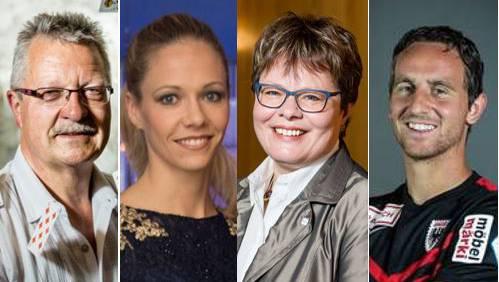 Thomas Hollinger, Marit Neukomm, Marianne Wildi, Sandro Burki