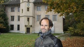 Facharzt Andreas von Roll im Aareschloss