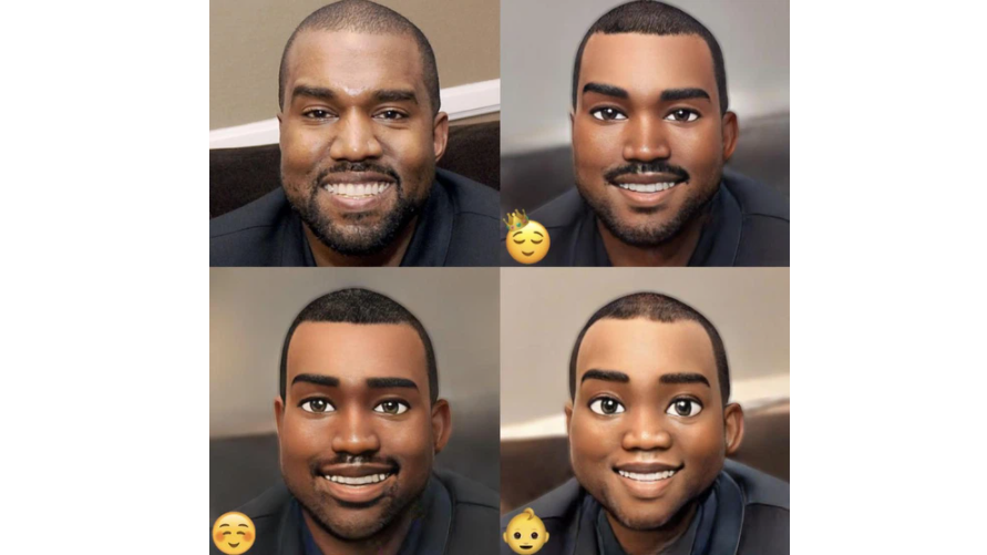 Voilà Al Artist - Kanye West
